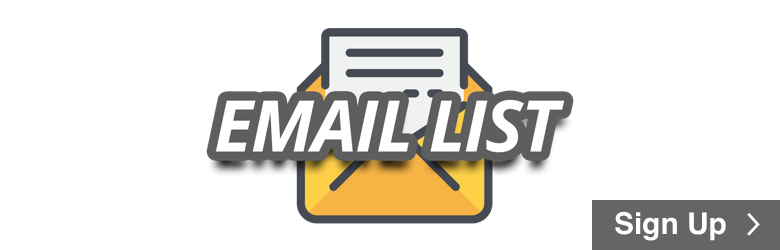 Email Sign-Up Button