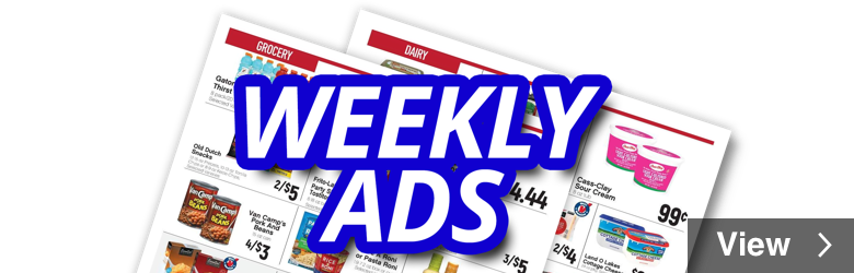 Weekly Ads Button
